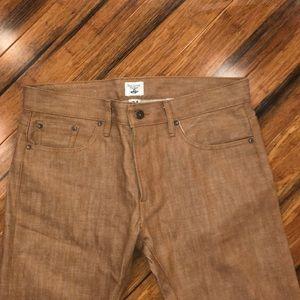 Railcar men's jeans